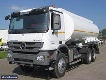 Mercedes-Benz ACTROS 4041-A