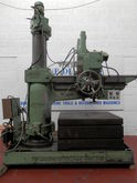 Asquith OD1 4'6″ Radial Drill 3