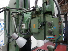 BOKO WF1 Milling Machine 4053