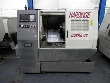 Used HARDINGE Cobra