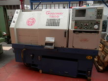Goodway 2 Axis CNC Lathe 3558