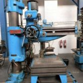 RICHMOND 4ft radial drill