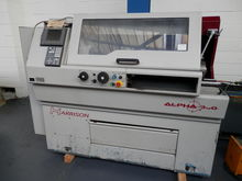 Harrison Alpha 330 Plus CNC Lat