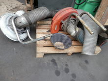 Various Nederman fume extractio