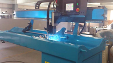 New Longitudinal Seam Welder –