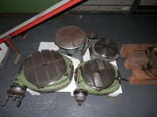 Various Dividing Rotary Tables