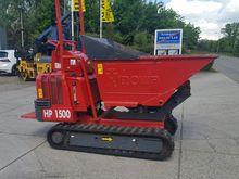 2010 Hinowa HP1500/2