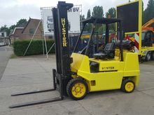 2000 HYSTER S4.00XL