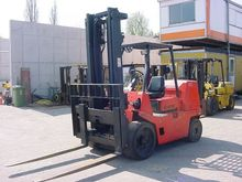 1998 Hyster S7.00XL spacesaver
