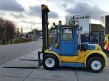 Hyster 7 ton diesel