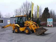 2007 JCB 2CX 10FT