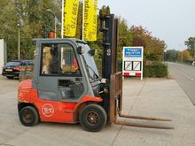 Used 2007 BT DT25/To