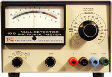 KEITHLEY 155 Null Detector-Micr