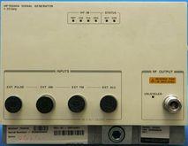 Used AGILENT 70340A