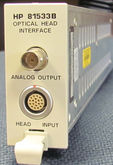 AGILENT 81533B Optical Head Int