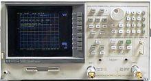 AGILENT 8702D Lightwave Compone