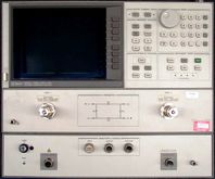 AGILENT 8703A 20 GHz Lightwave