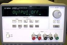AGILENT E3633A Single Output Du