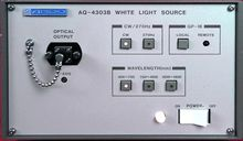 ANDO AQ-4303B White Light Sourc