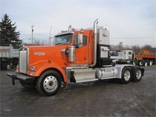 Used 2010 KENWORTH W
