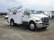 2005 FORD F650 XL SD