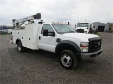 2008 FORD F550 XL SD