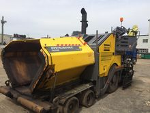 2015 Dynapac F800W paver with s