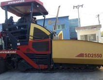 2013 Dynapac SD2550CS