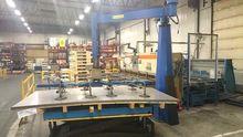 Turning crane
