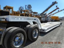 1990 COZAD Lowboy Trailers