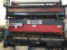 Gade 3050×6 mm (Hydraulic Shear
