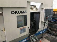 1999 OKUMA LB-300 (CNC Lathe)