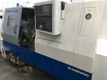 DAEWOO PUMA 250-MSB (Tornio CNC