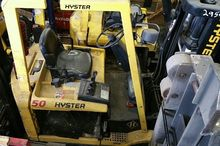 Used 2002 Hyster E50