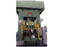 Oleodynamic Press 2ML 600/280