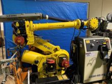 Used Industrial Robots For Industrial Applications for sale  Fanuc