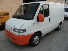 2001 Fiat - DUCATO  2.8 D  TETT
