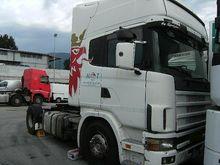 2001 Scania - 144.460