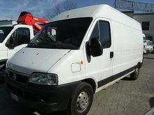 2005 Fiat - DUCATO 2.8 JTD TETT