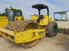 Used 2010 SAKAI SV50
