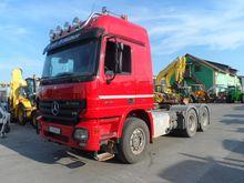 Mercedes Actros 2651 tractor un