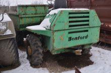 Dumper Terex Benford 5000P1