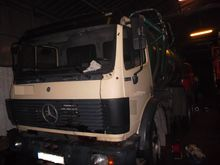 Auto Vidanja Mercedes Benz 2224