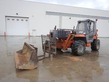 SAMBRON 30160 telescopic loader