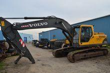 Volvo EC240BLC tracked excavato