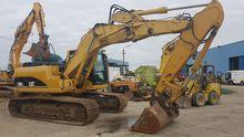 Caterpillar 318C Crawler Excava