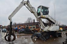 Terex Fuchs scrap Charger 320MH