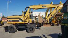 Excavator Caterpillar M315
