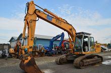 Tracked excavator Liebherr R924
