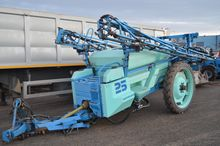 Used Sprayer Berthou